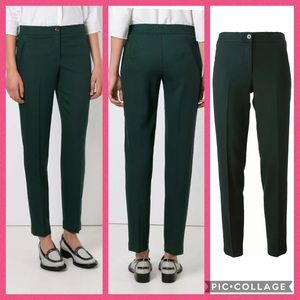 New Tory Burch cropped trailered trousers pants 6